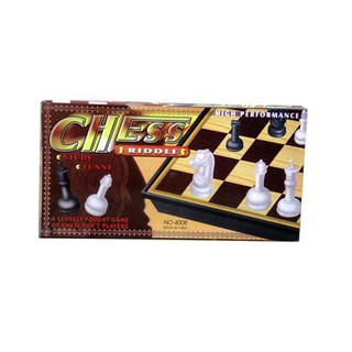 [99k Free Ship] Bộ trò chơi cờ vua nam châm đại 35×35 chất lương cao ALL IN ONE