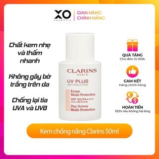 Kem chống nắng CLARINS 50ML Pháp chống nhăn nheo, lão hóa da do UVA gây ra, ngăn ngừa ung thư da thumbnail