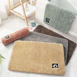 Thảm chùi chân phòng khách nhà tắm cao cấp có thể giặt máy 40x60cm-2424-KOREA STORE88