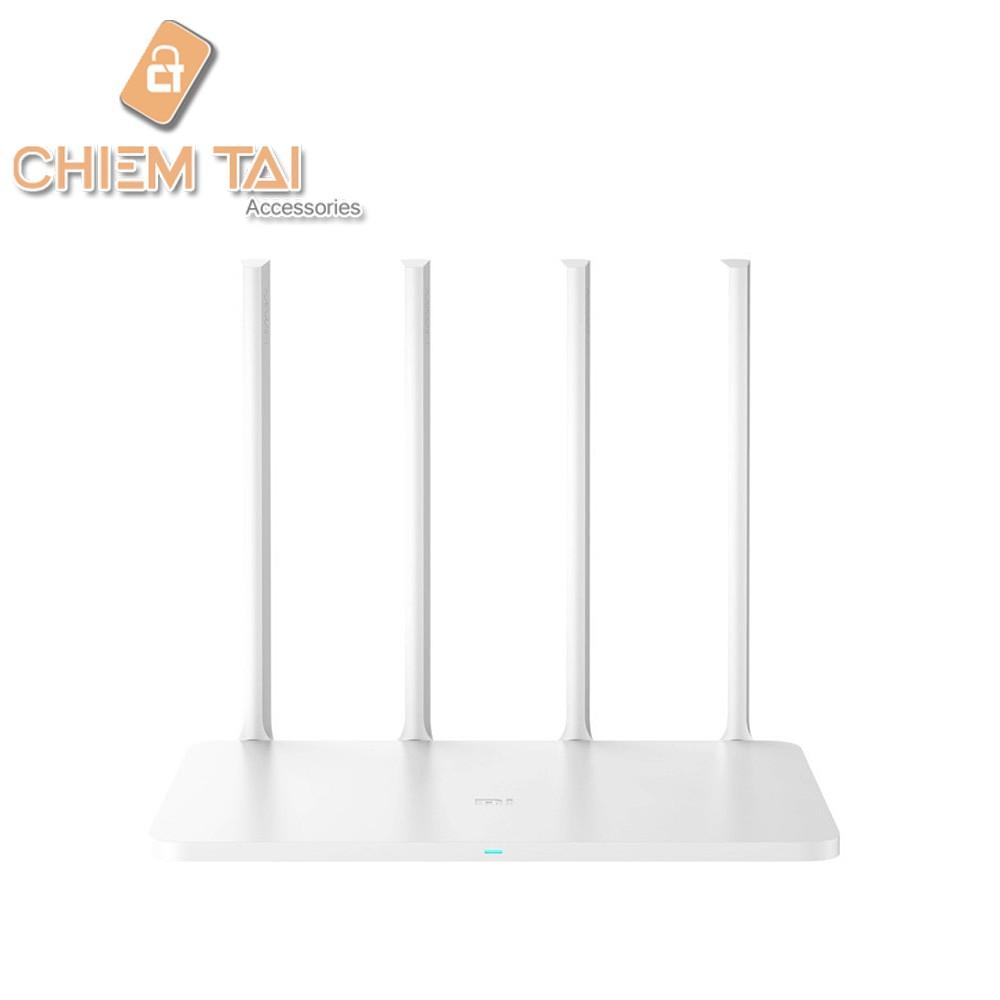 Bộ phát wifi Xiaomi Router Gen 3G AC1200 | Chính hãng