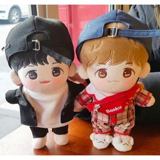 {Hàn fansite – Có sẵn} EXO BaekHyun doll/ Búp bê