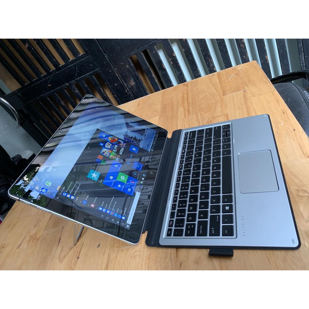 laptop HP elite X2 1012 G2, i7 7600u, 8G, 256G, 12,3in QHD