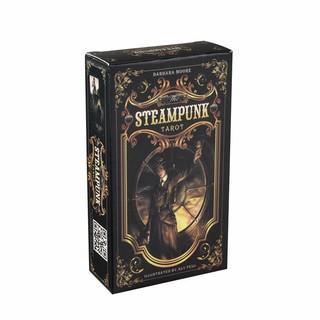 Bộ Bài The Steampunk Tarot H8 New Cao Cấp thumbnail