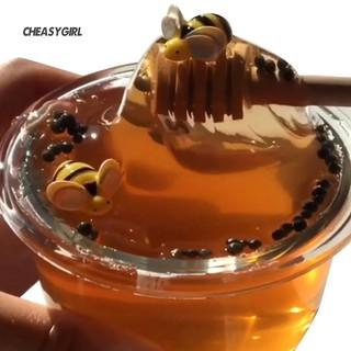 Đồ chơi chất nhờn ma quái giảm căng thẳng hình chú ong nhỏ đáng yêu UmsT10