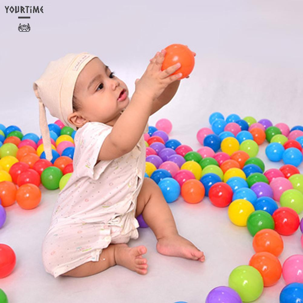 Đồ chơi Eco-Friendly Colorful Ocean Wave Balls Pool Outdoors Baby Kids Soft Toys