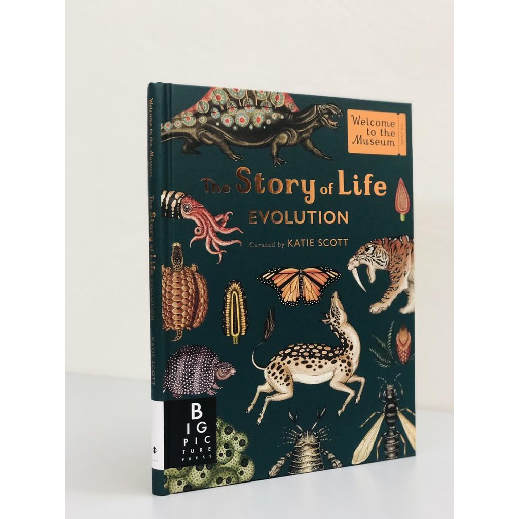 Sách : The Story Of Life - tim hiểu về thiên nhiên (EXTENDED EDITION)