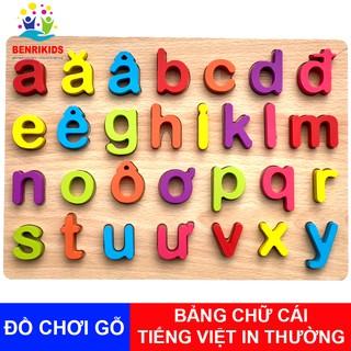Bảng Chữ Cái Nổi Tiếng Việt In Thường Hàng Việt Nam Cho Bé thumbnail