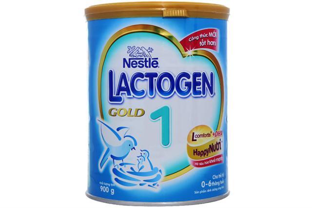 Lactogen gold 1 900g