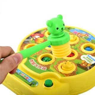 Đồ chơi Đập thú – Trò chơi vui nhộn – Phát triển phản xạ cho bé yêu