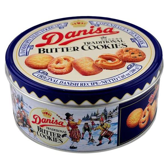Bánh quy Danisa Hộp Thiếc 200g - 2393721 , 785590316 , 322_785590316 , 50000 , Banh-quy-Danisa-Hop-Thiec-200g-322_785590316 , shopee.vn , Bánh quy Danisa Hộp Thiếc 200g
