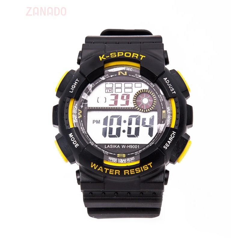 Đồng hồ nam nữ thể thao K- Sport - 2697409 , 28665172 , 322_28665172 , 140000 , Dong-ho-nam-nu-the-thao-K-Sport-322_28665172 , shopee.vn , Đồng hồ nam nữ thể thao K- Sport