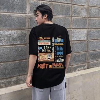 Hình ảnh [Mã WABR2291 giảm 10% đơn 99k] Áo thun Teelab Việt Nam TS126-2