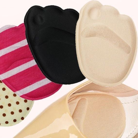 Miếng lót mũi giày đa năng 4D, chống đau ngón chân và hút mồ hôi khi mang giày - lót giày giá sỉ BuySales - PK14