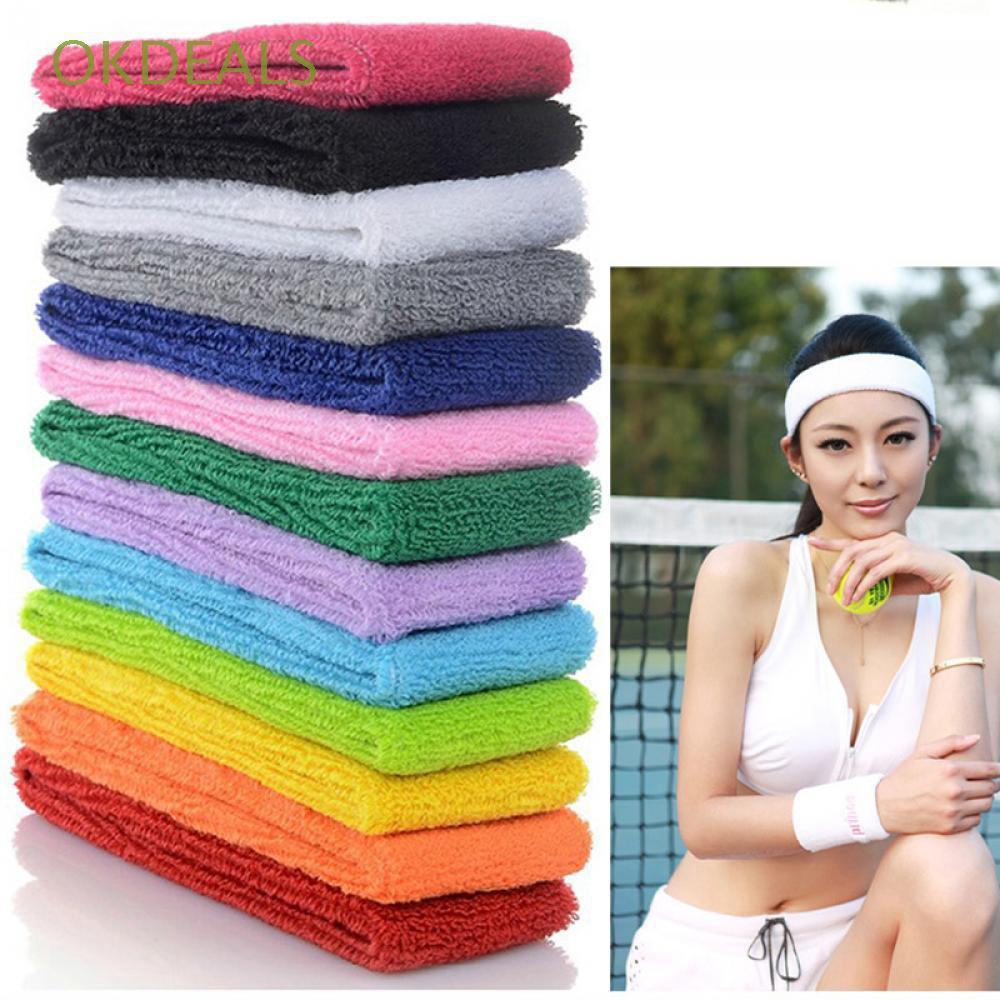 Băng trán tập yoga chất liệu cotton