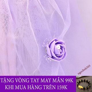 Ngọc Linh Shop – Công Chúa Váy Cưới 5 Bông Hoa Siêu Đẹp Phong Cách Hàn Quốc
