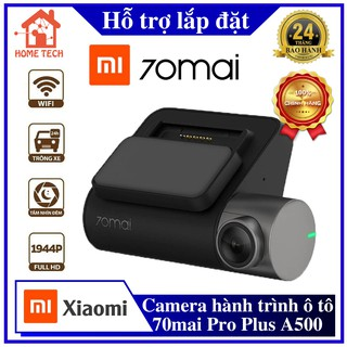 Camera hành trình ô tô Xiaomi 70mai Dash Cam Pro Plus A500 Siêu Nét 1944P – Tích hợp sẵn GPS, Phiên Bản Quốc Tế