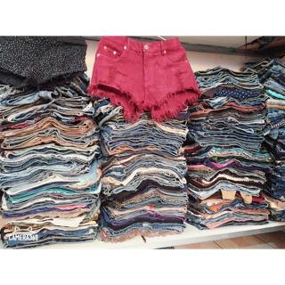 Combo 10 quần short nữ