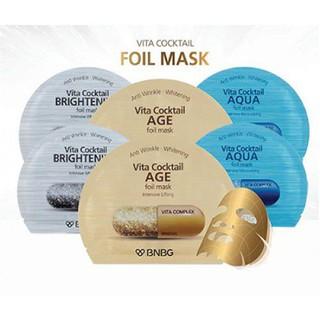 Mặt nạ BNBG Vita Cocktail Age Foil Mask