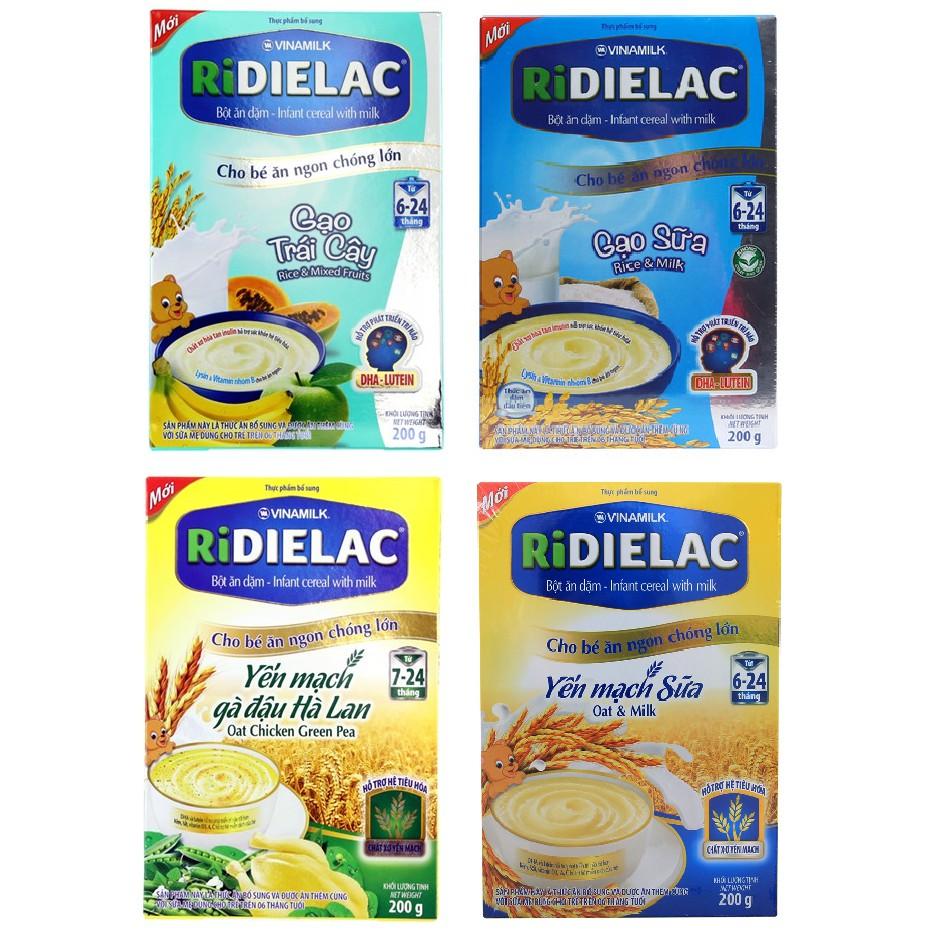 Bột ăn dặm RiDielac Vị ngọt - 2890025 , 891984252 , 322_891984252 , 45000 , Bot-an-dam-RiDielac-Vi-ngot-322_891984252 , shopee.vn , Bột ăn dặm RiDielac Vị ngọt