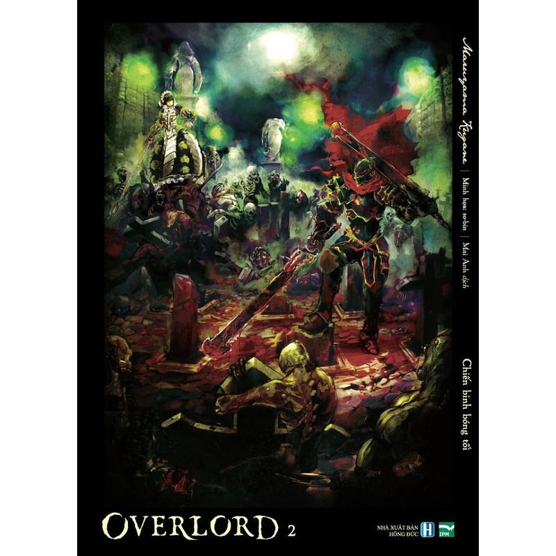 Sách - OVERLORD 2 – Chiến Binh Bóng Tối - Tặng Poscard (Số lượng có hạn)