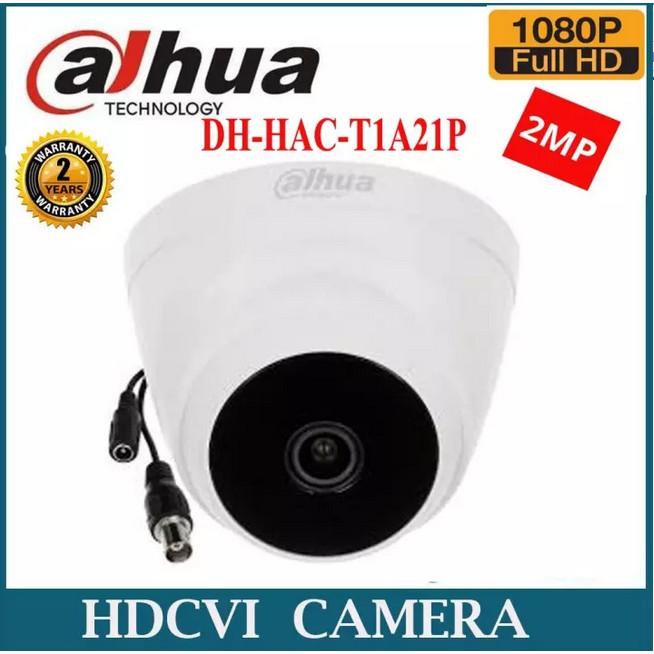 Camera Dahua DH HAC T1A21P 2.0mp 1080p - Chính hãng DSS
