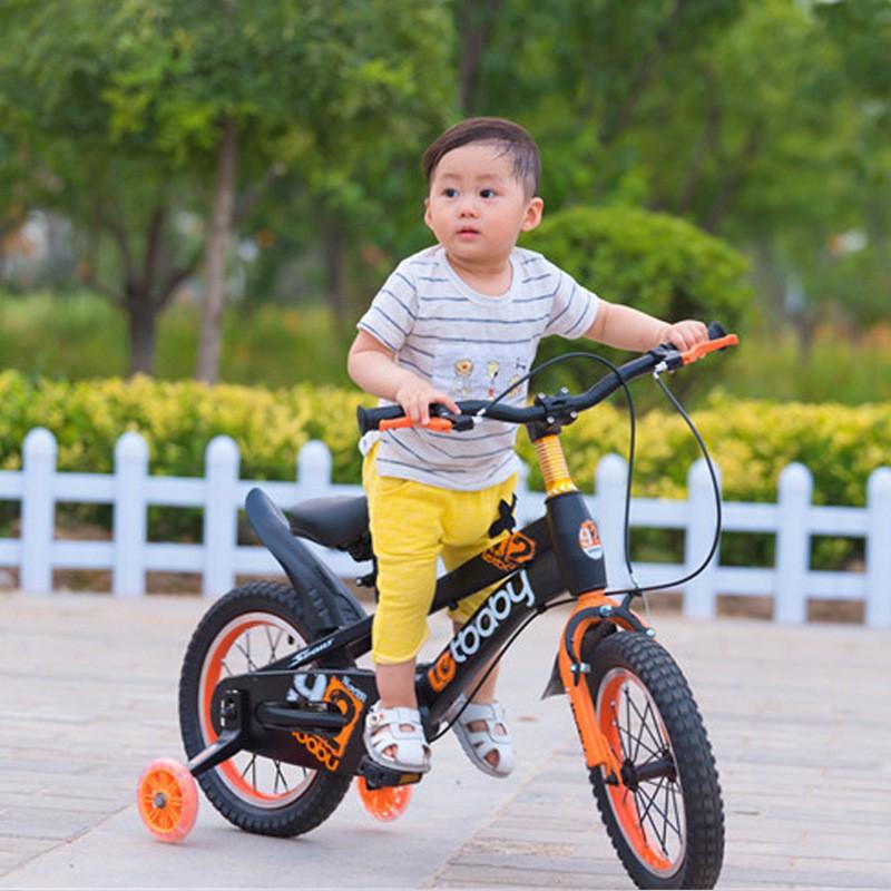 (Khuyến mãi) xe đạp trẻ em Let Baby Hàng đẹp