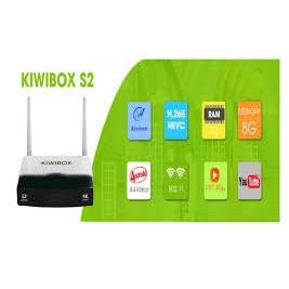 Kiwibox S2 - Android TV Box chính hãng
