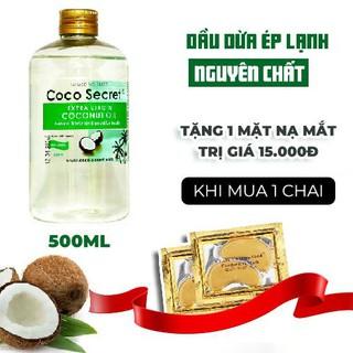 Dầu Dừa Coco Secret (500ML)