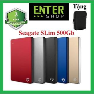 Ổ cứng di động 1Tb đến 320gb Seagate Slim Usb 3.0 Tặng túi chống sốc