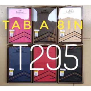 Bao da Samsung Tab A8 8.8inch SM-T295 hiệu Lishen siêu đẹp thumbnail