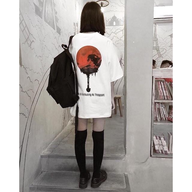 Áo phông mặt trời máu CHU2602