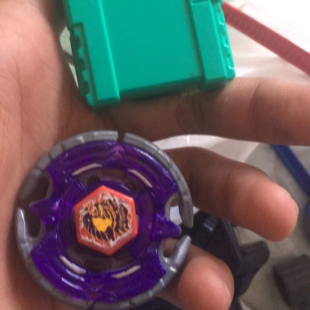 Con quay Metal Fight Beyblade BB47-Earth Aquila 145WD hàng 2nd no box