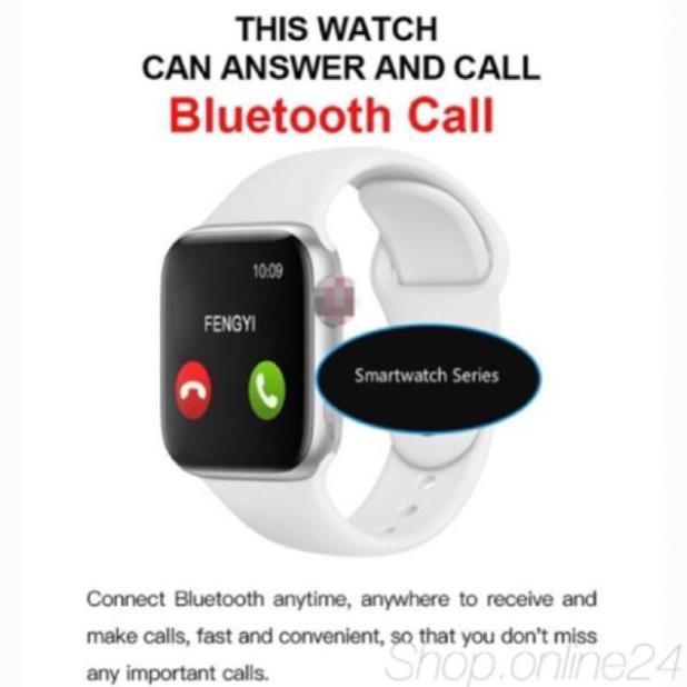 Đồng Hồ Thông Minh T500 S5 Thay Được Dây kết nối bluetooth 44mm Đo nhịp tim 🎯 GIÁ SỈ🎯 [vthm9]