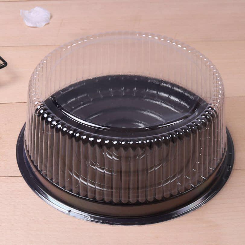 Hộp Nhựa Nắp Chụp Đựng Bánh Kem A016-A024