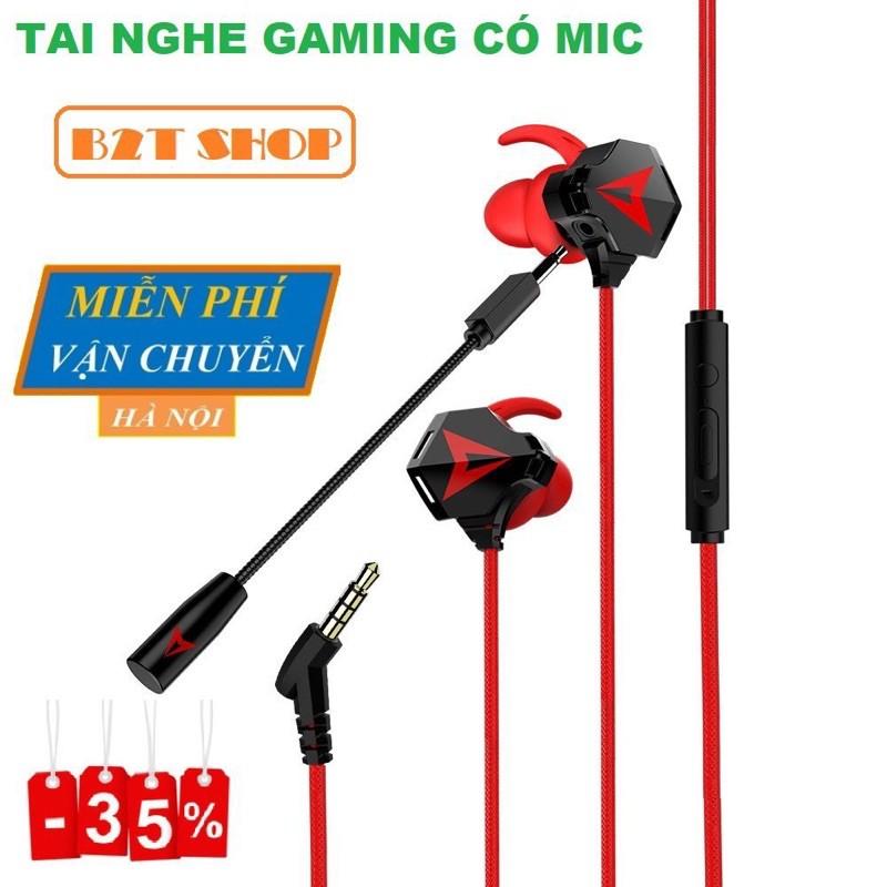 Headphone Gaming Sendem S2 chính hãng, headphone có Mic, tai nghe Game thủ có mic