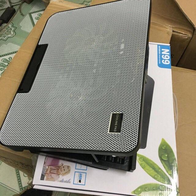 Quạt tản nhiệt laptop N99