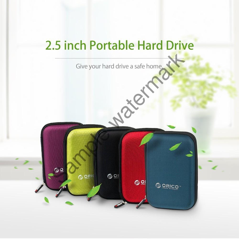 [SẬP GIÁ SỈ = LẺ] Túi chống sốc bảo vệ ổ cứng 2.5 Orico PHD-25 bK Giá chỉ 80.730₫