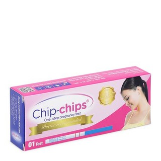 Que thử thai Chip-Chips (1 que/hộp)