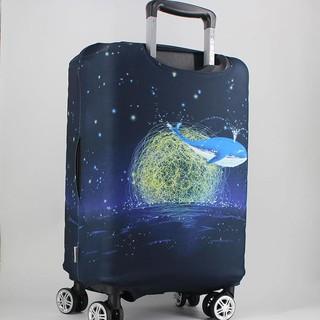 Áo bọc vali vải thun co giãn 4 chiều Zooyoo H16Áo thun thumbnail