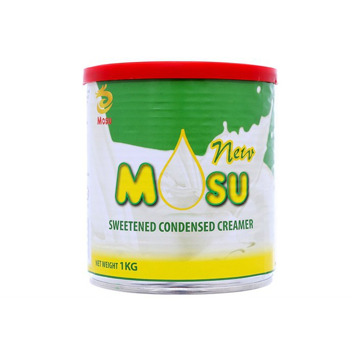 Sữa đặc có đường MOSU NEW (hộp 1KG)