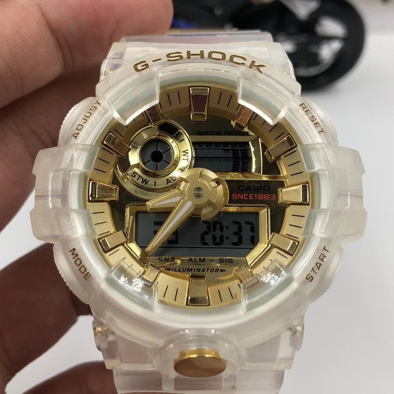 Original Casio Wrist Watch g-shock GA-700 Electronic Watch Men Women Sports Watch
