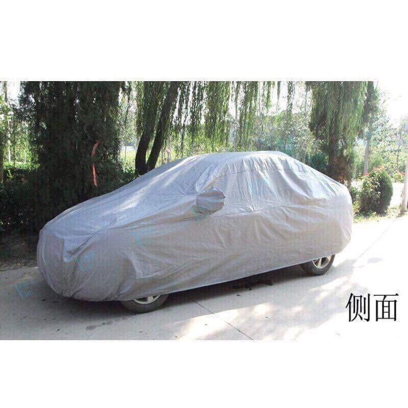 Bạt phủ ô tô loại đẹp
