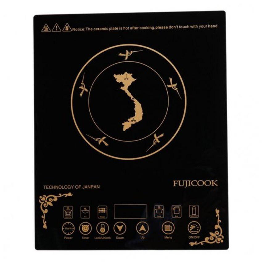 Bếp hồng ngoại Fujicook HC 13A (Đen)