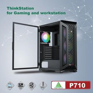 Vỏ case VSP P710 Chuẩn Full ATX mới thumbnail