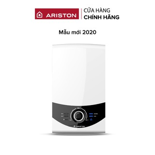 Máy nước nóng trực tiếp có bơm Ariston AURES SMC45PE SBS VN - Hàng chính hãng