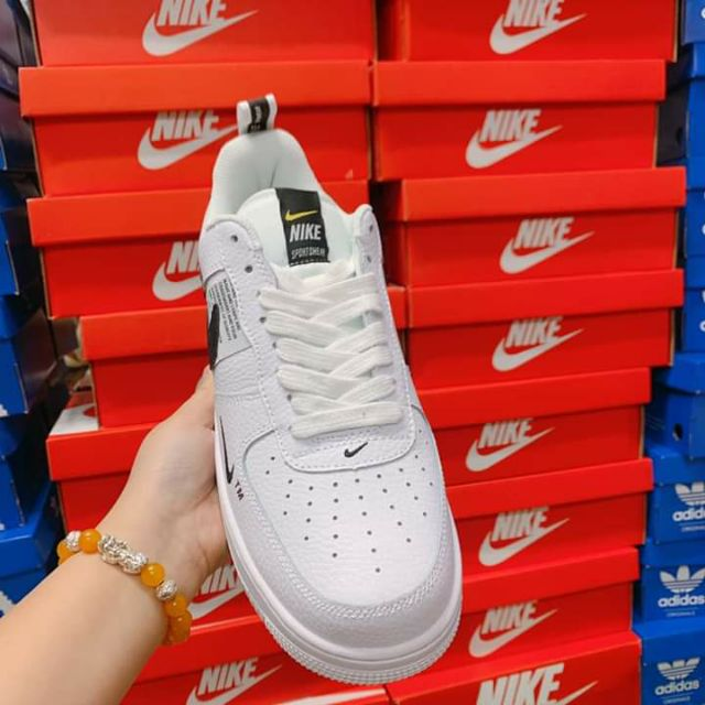 [Lẻ-CTV] Giày Nike air force 1 bản mới nhất nam nữ cao cấp + full box ]