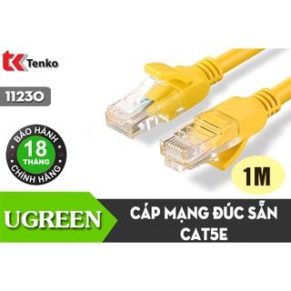 [Mã ELORDER5 giảm 10k đơn 20k] Cáp mạng đúc sẵn Cat5e Ugreen Từ 1M Đến 10M