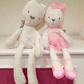 Thỏ ,gấu bông cho bé