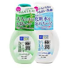 Sữa rửa mặt tạo bọt HadaLabo Rohto Face Wash 160ml Nhật Bản - 3464292 , 713459613 , 322_713459613 , 318000 , Sua-rua-mat-tao-bot-HadaLabo-Rohto-Face-Wash-160ml-Nhat-Ban-322_713459613 , shopee.vn , Sữa rửa mặt tạo bọt HadaLabo Rohto Face Wash 160ml Nhật Bản