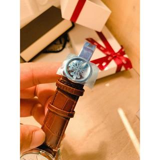 Đồng hồ Nam Patek philippe dây da mềm, mặt kính chống xước, chống nước, thẻ bảo hành 12 tháng MTP-STORE MTP-STORE